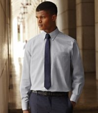 SS42: Button Down Oxford Shirt