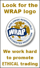 WRAP (Worldwide Responsible Accredited Production) Certification