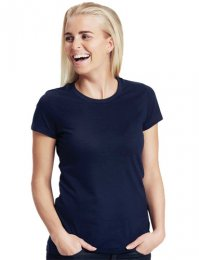 OT81: Ladies Organic FAIRTRADE Tee Shirt