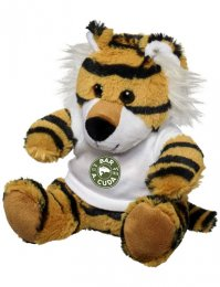 PTI01: Plush Tiger with Tee Shirt
