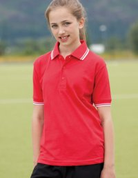 PK459: Games Polo Shirt
