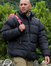 RS182: Down Feel Jacket