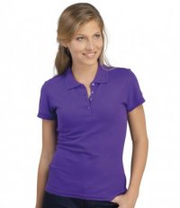 SO11: Ladies Cotton Polo Shirt