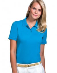 PS10: Ladies Longline Polo Shirt
