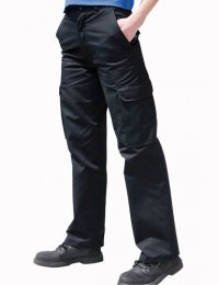 CT21: Ladies Cargo Work Trousers