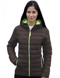 RS194F: Ladies Snowbird Jacket