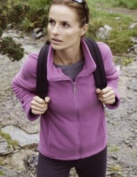 FM5: Ladies' Micro Fleece Jacket