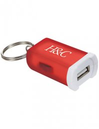 CC17: Car Charger Key Chain