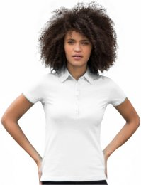 PL7: Ladies Stretch Polo Shirt