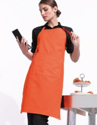 IW54: Apron with Pocket