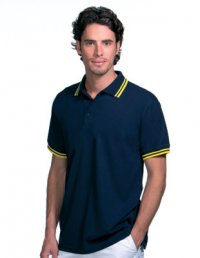 PS6: Tipped Polo Shirt