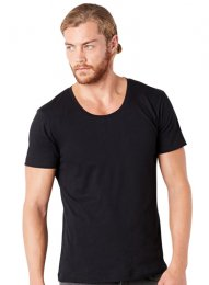 CV34: Wide Neck Tee Shirt
