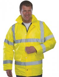 MB8: Hi-Viz Road Safety Jacket