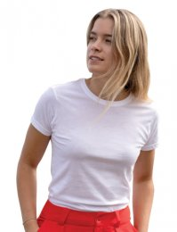 EA01F: Ladies Organic Tee