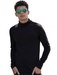 SF125: Roll Neck Top