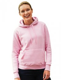 HS801: Ladies Fitted Hoodie