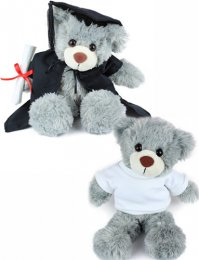 GB998: Stanley Graduation Bear