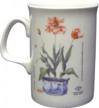 BC006: Opal Bone China Mug