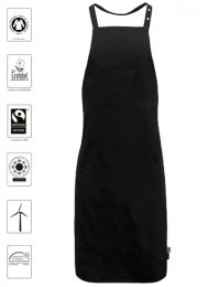 OT92: Organic FAIRTRADE Bib Apron