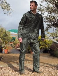 WS23: Waterproof Suit