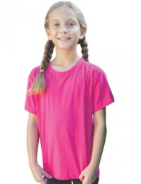 OT30: Children's Organic FAIRTRADE Tee Shirt