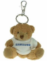 TKR01: Tubby Teddy Key Ring