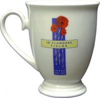 BC003: Marquee Bone China Mug