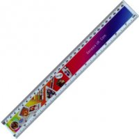 R0045: 30cm Ruler - Full Colour