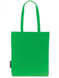 OT90: Organic FAIRTRADE Long Handle Shopper
