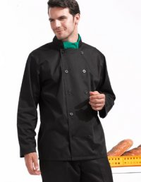 LCJ1: Long Sleeve Chef's Jacket