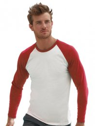 KL9: Long Sleeve Baseball Tee