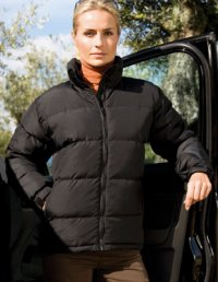 RS181: Ladies Down Feel Jacket