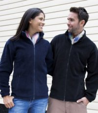 RS22: Unisex Staff Fleece