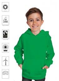 OT31: Children's Organic FAIRTRADE Hoodie
