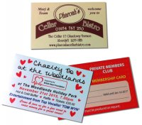 BC01: Business Cards