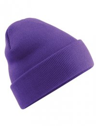 BB45: Turned-Up Beanie Hat